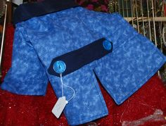 Dapper Dog Coat for small and medium size dogs by AmericanPooch on Etsy