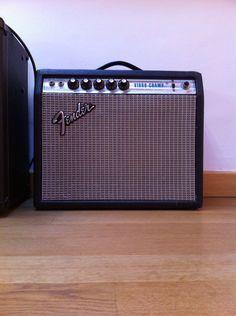 Mid 70's Fender Vibrochamp
