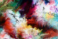 Maleri til salg flot motiv - Altitude II