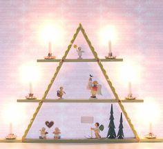 wunderschön-gemacht  Christmas Pyramid