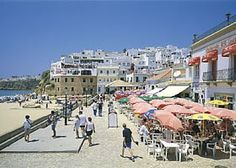 old town albufeira portugal - Good holidays with close family over the years Albufeira Portugal, Windmill Hill, 1 Bedroom Apartment, Algarve, Old Town, Over The Years, Places Ive Been, Paris Skyline, Villa