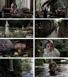 """Always the years between us, always the years. Always the love. Always the hours""  Stephen Daldry - The Hours"