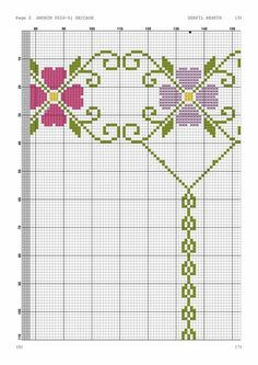 Prayers, Tablecloths, Cross Stitch Embroidery, Stitches, Buen Dia, Border Tiles, Table Linens, Dressmaking, Flowers