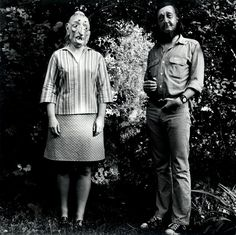 Ralph Eugene MeatyardLucybelle Crater and B.T.F. friendc. 1970-72gelatin silver printimage: 7 5/8 x 7 5/8 inches (19...