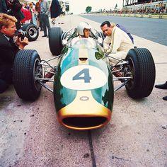 Denis Hulme, Jack Brabham, Brabham, Nürburgring Nordschleife, German Grand Prix 1966.