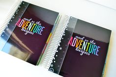 2015-2016 Erin Condren Life Planner Overview- Vertical vs. Horizontal