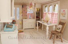 Cinderella Moments: Wiltshire Cottage Dollhouse