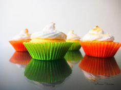 Raparperi Cupcakes