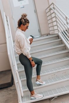 Sporty outfits, everyday outfits, cute comfy outfits, athleisure outfits, a Sport Outfits, Fall Outfits, Casual Outfits, Summer Outfits, Cute Outfits, Fashion Outfits, Yoga Outfits, Casual Athletic Outfits, Style Fashion