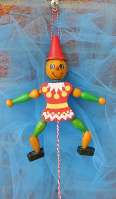 eBay Jumping Clown for Circus Room