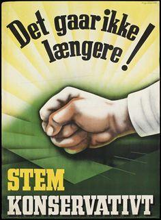 """Søgning på """"valgplakat"""" (39 poster) - Nationalmuseets Samlinger Online"""