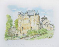 Francia, Tisseuil