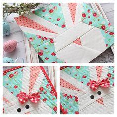 Paper Piecing Patterns, Quilt Block Patterns, Pattern Blocks, Quilt Blocks, Small Quilts, Mini Quilts, Quilting Projects, Quilting Designs, Quilting 101