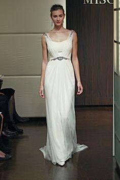 Art Deco-inspired dress