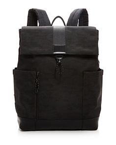 Cole Haan Ballistic Nylon Backpack In Black Backpack Online, Men's Backpack, Black Backpack, Men Looks, Cole Haan, Backpacks, Mens Fashion, Products, Moda Masculina