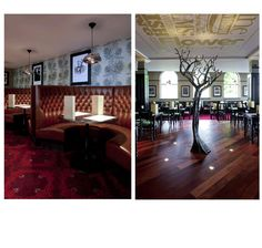The John Francis Basset for Wetherspoon by absolute.interiors