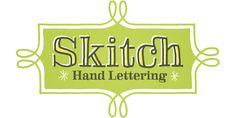 Skitch - myfonts.com