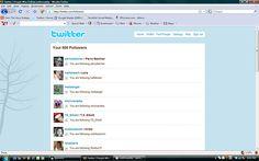 666 Twitter Followers