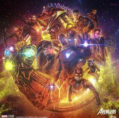 Avengers End Game Poster Marvel Avengers, Marvel Comics, Marvel Comic Universe, Comics Universe, Marvel Fan, Marvel Heroes, Marvel Cinematic Universe, Captain Marvel, Captain America
