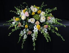 unusual ideas for a basket floral design - Google Search