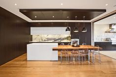 Kitchen. Architecture and Interior Design by ID Studios Pyrmont