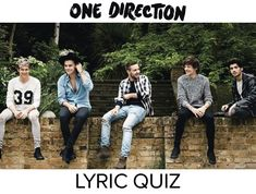 One Direction Wallpapers Without Zayn - WallpaperSafari One Direction 2014, One Direction Lyrics, One Direction Wallpaper, One Direction Pictures, Zayn Malik, Niall Horan, One Direction Louis Tomlinson, Liam Payne, Song Lyrics Quiz