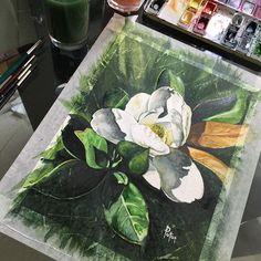 #magnolia#flowers . #waterblog#art#artist#artwork#painting#turkey#landscape#beautiful#illustration#watercolor#draw#art_conquest#aquarela#artgallery#inspiring_watercolors#watercolormasters#royaleartfeatures#timetoart#акварель#bestartblog#foart1