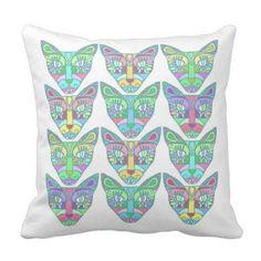 #Fancy_Cats #Pillow