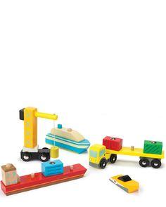 Hafen Spielset, Le Toy Van