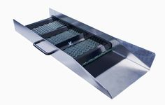 """Nugget Hunter Compact 24""""x9-1/2"""" Sluice Box 4 Riffles & Handle-Gold Mining -- Awesome products selected by Anna Churchill"""
