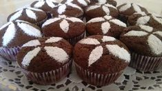 Dessert Recipes, Desserts, Muffins, Recipies, Food And Drink, Vegan, Breakfast, Sweet, Cupcake