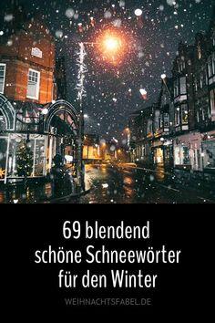 as Beste am Winter ist der Schnee. Auf ihn muss man leider oft lange warten. Bleibt noch die Fantasie. Stellen wir uns den Schnee einfach vor. Hier ist das passende Wortmaterial dazu. Die schönsten Schneewörter der deutschen Sprache. #schnee #winter
