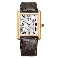 Cartier Tank Louis Cartier Manual Pink Gold (W1560003)