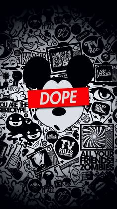 Search free dope Wallpapers on Zedge and personalize your phone to suit you. Start your search now and free your phone Glitch Wallpaper, Cartoon Wallpaper, Wallpaper Do Mickey Mouse, Graffiti Wallpaper Iphone, Crazy Wallpaper, Lock Screen Wallpaper Iphone, Locked Wallpaper, Dark Wallpaper, Galaxy Wallpaper