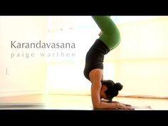 Ashtanga Yoga: Mind + Body Episode 1 - KARANDAVASANA