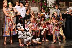 The Dolce & Gabbana Summer 2016 Children's Wear Collection is Cute and Luxurious with Elements of the Adult Runway Collections.