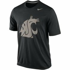 Nike Washington State Cougars Hyper Legend Performance T-Shirt #GoCougs