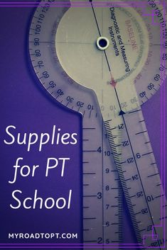 Essential supplies for PT School! | My Road to PT #physicaltherapy #ptstudent #ptschool #dpt #spt #myroadtopt