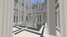 Minecraft World of Raar: -CONSTRUCTION UPDATE- Opera House Minecraft building ideas and structures