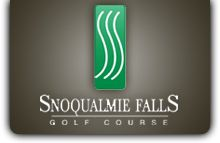 Anybody want to golf? Snoqualmie Falls Golf Course