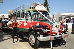 Cyprus Wedding Bus - Cyprus Wedding Bus #CyprusWedding
