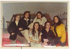 noviembre 1974, amigas de guadalcazar