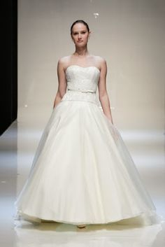 Stewart Parvin Wedding Dress