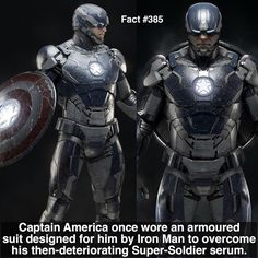 Iron Captain