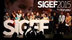 SIGEF 2015 at a glance by Horyou
