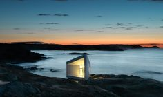 Stay At: Fogo Island Inn - Fogo Island, Newfoundland, Canada - Design Finder Architecture Fogo Island Newfoundland, Newfoundland Canada, Hotel Architecture, Architecture Design, Fogo Island Inn, Radiant Heat, The Good Place, Around The Worlds, Outdoor