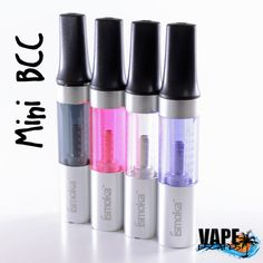 OMG!  These BCC tanks are incredible!  Easy to use and GREAT flavor & vapor production.