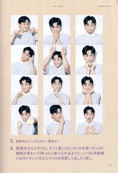메모리얼북 Memorial Book 2018 Summer Special One Day Mark Lee, Books 2018, Dream Chaser, I Luv U, Kim Jung, Kpop, Winwin, Pretty Wallpapers, Taeyong