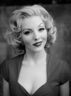 Gene Hale Shoot | by Kendra Spring as Marilyn