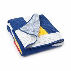 Lexington Company Flag Quilt Single Bedspread  | The Organizing Store #bedding #lexingtoncompany